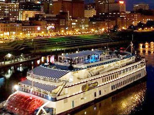 general jackson showboat tennessee